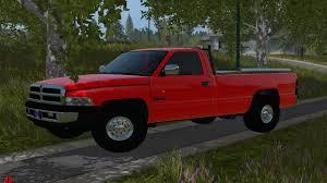 Dodge 3500 Truck - 1994 dodge 3500 farm truck v1 for ls 2017 farming simulator 2017