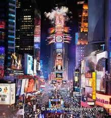 new years times square drop vacation package