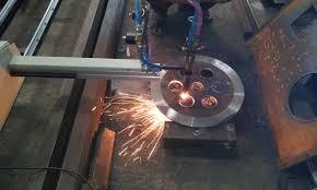 portable cnc profile cutting machine nt engineers nasik