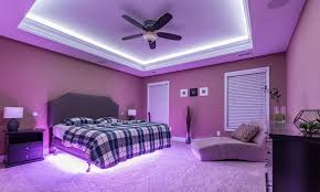 Bedroom Led Lights Ambient Lighting Utilize Led Lights To Set The Mood Of Your Smart