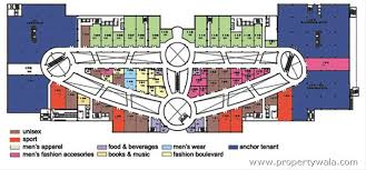 Shopping Mall Floor Plan Pdf Shop For Rent In Unitech The Great India Place Sector 18 Noida