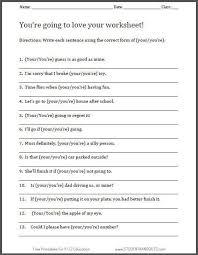 7th grade 7th grade english worksheets printable worksheets