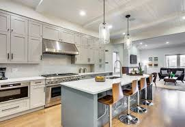 what color compliments gray cabinets gray kitchen cabinets color psychology design ideas