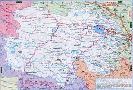 Harbin China Map by Qinghai Province Map U0026 Area China Maps Map Manage System Mms