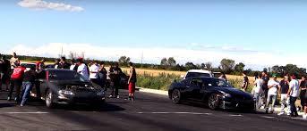 nissan gtr drag car gt r vs camaro ss drag race shows nissan getting a taste of its