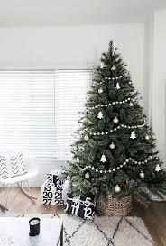 15 nordic tree decor ideas shelterness