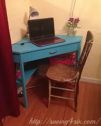half closet half desk corner computer desk