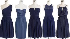 monaco blue bridesmaid dresses