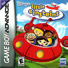 einsteins nintendo game boy advance gba
