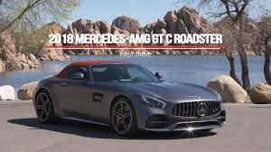 vicious beauty 2018 mercedes amg gt c roadster first drive