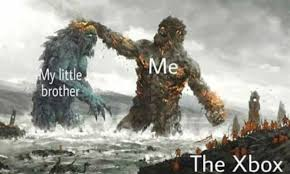 Xbox Memes - dopl3r com memes me little brother the xbox