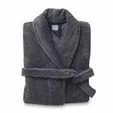 dressing gown herringbone men s dressing gown citta shop online paper plane