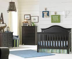 Espresso Convertible Cribs Catania Nursery Furniture Collection Tiamo