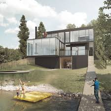 house on sylvan lake min day