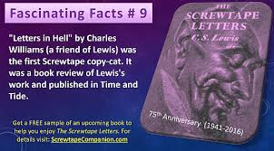 fascinating facts about the screwtape letters 9 essential c s