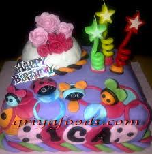 cara membuat hiasan kue ulang tahun anak griya foods fondant untuk menghias cake