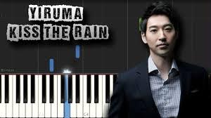 download tutorial kiss the rain yiruma kiss the rain piano tutorial synthesia download midi