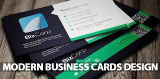 Business Card Design Inspiration Modern Business Cards Design U2013 25 Fresh Examples Design