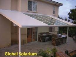 Aluminum House Awnings Awnings Patio Awnings Global Solariums