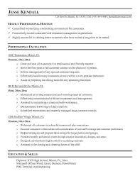 resume for waitress waitress name banquet chef sample resume