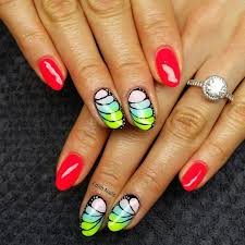 fingernail ideas for summer how you can do it at home pictures