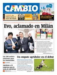 edición impresa 13 06 15 by cambio periódico del estado