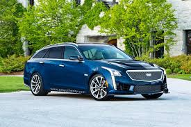 cadillac cts sports wagon 2017 cadillac cts v sport wagon rendered gm authority