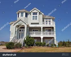 beach house outerbanks north carolina stock photo 1876945