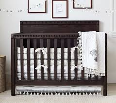 Crib 4 In 1 Convertible Rory 4 In 1 Convertible Crib Pottery Barn