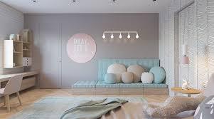 couleur pastel pour chambre décoration intemporelle pour une chambre d enfants