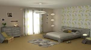 papiers peints pour chambre modele papier peint chambre peinture et decoration chambre maison