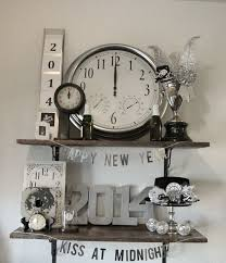 New Years Eve Mantel Decor by 29 Best New Year U0027s Eve Fireplace Decoration Images On Pinterest