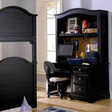 small black computer desk ideal computer desk with hutch thedigitalhandshake furniture