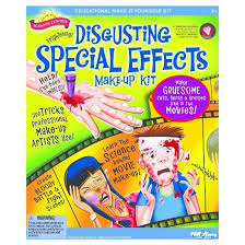 professional special effects makeup kits scientific explorer disgusting special effects makeup kit target