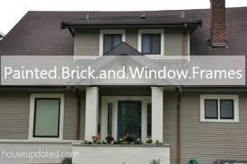Painting Exterior Brick Wall - can u paint exterior brick home painting