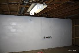 How To Clean Walls For Painting by Smart Design How To Remove Paint From Basement Walls Clean Black