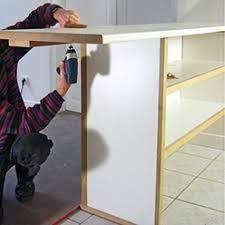 fabriquer un comptoir de cuisine en bois fabriquer un comptoir de cuisine en bois diy concevoir un bar