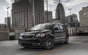 2015 chrysler town and country the faricy boys
