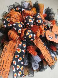 98 best halloween deco mesh wreaths halloween craft supplies