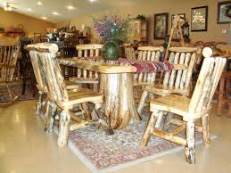 log dining room tables full size of log cabin dining room table