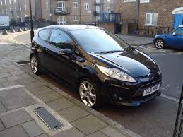 2011 ford fiesta service manual ford fiesta zetec s manual 3 door black 1 6 petrol 2011 in