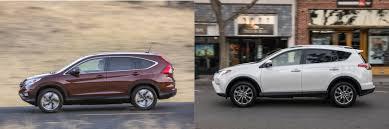 toyota rav vs honda crv to 2016 honda cr v vs 2016 toyota rav4 autonation