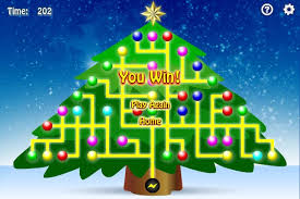 light up xmas pictures christmas tree light up game free download