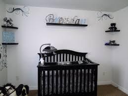 Baby Boy Nursery Our Baby Boy U0027s Nursery Black U0026 White With Accents Of Grey U0026 Blue