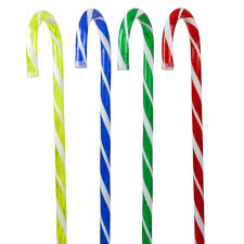 battery operated candy cane lights christmas outdoor lights the christmas boutique
