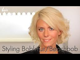Bob Frisuren Tutorial by Styling Tipps Bob Frisur Bob