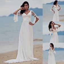 casual white wedding dresses naf dresses