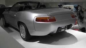 new porsche 928 revealed porsche 928 convertible concept car project secret porsche