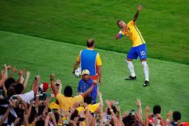How Many Stars In Brazil Flag Brazil Gets An Ounce Of Revenge On Germany The New York Times