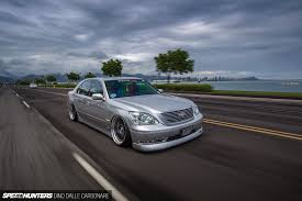 lexus ls 460 lowered jdm obsessive the revision audio ls430 speedhunters